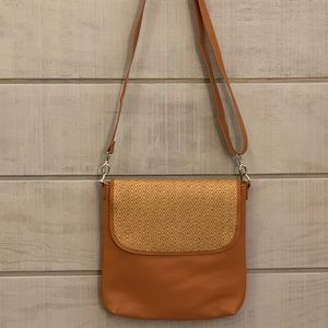 Thirty-One Modern-Caramel Charm w/ Diamond Straw